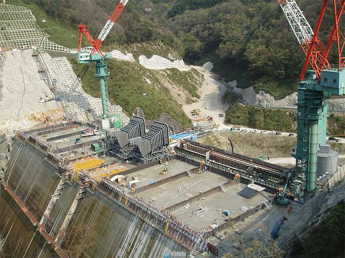 ダム用設備イメージ